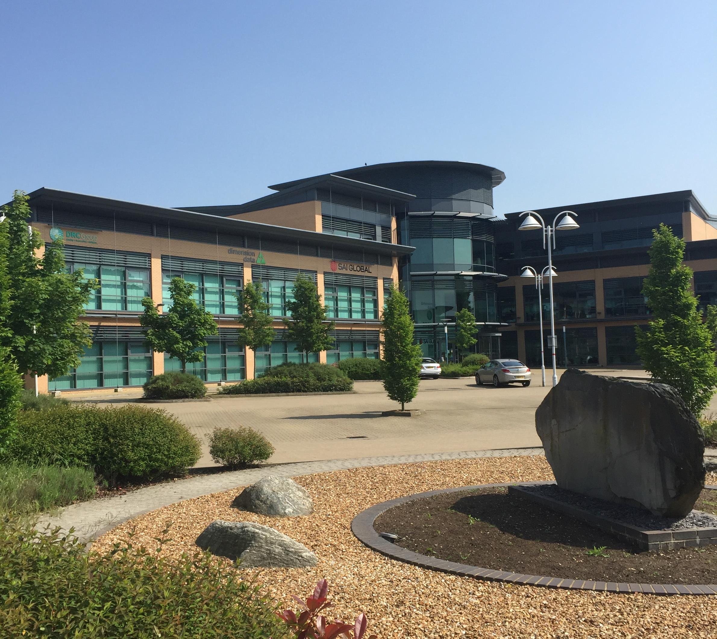 Offices To Let Central Milton Keynes